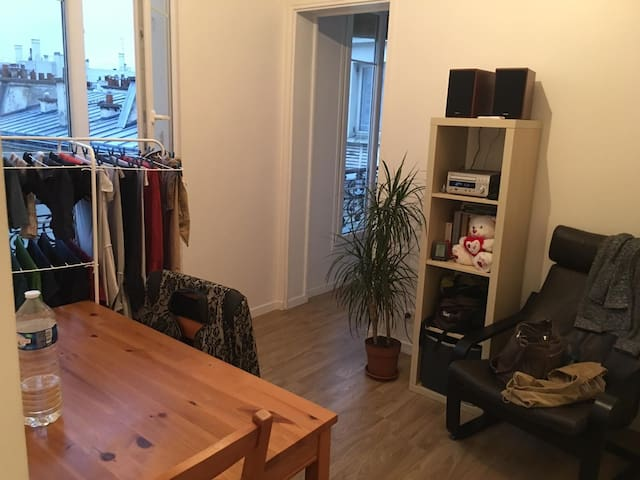 Beautiful 2 rooms appartement in Paris