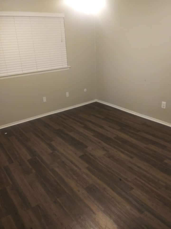 2 bd apt to Yourself (First Person Gets it )