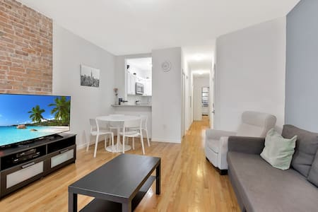 Bright and Clean 1BR - 15min to NYC