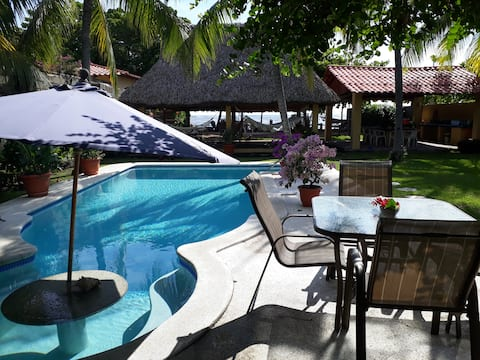 Casa frente al mar en Salinitas , Sonsonate