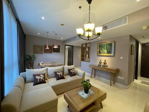 Cozy 2BR Apartment at The Orchard, Ciputra World 2