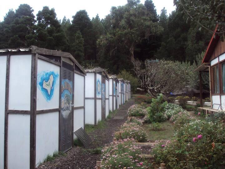 Cabañas Islas Canarias de 8 camas