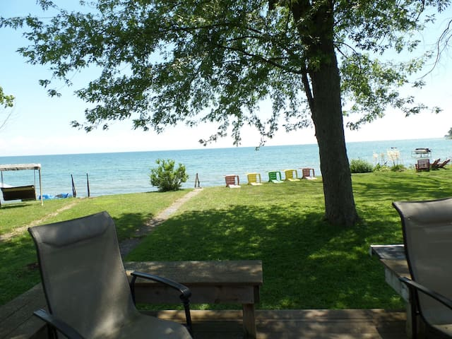 Sunset Bay Cottage on Lake Erie - Port Colborne - Chatka
