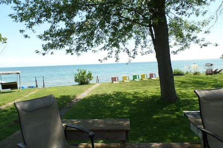 Sunset Bay Cottage on Lake Erie - Port Colborne