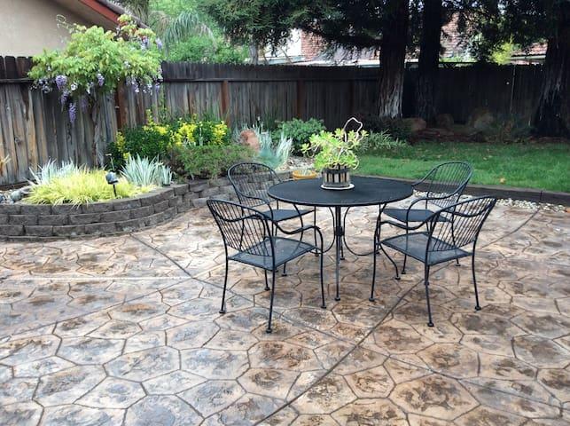 Nice quiet north Fresno - Fresno - Haus