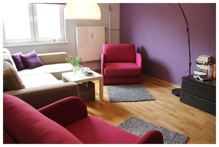 Colourful apartment - Toruń - Apartmen