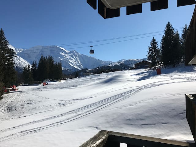 St Gervais Bettex 4/5 p Super panorama ETE/HIVER