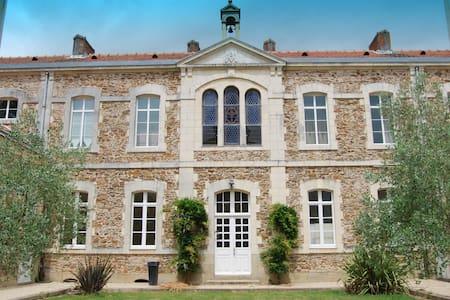 Meublé  4/5 personnes proche du Puy du Fou - Mesnard-la-Barotière - 公寓