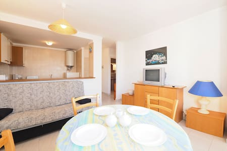 Club Nàutic 2-room apartment 40 m² in Empuriabrava - Empuriabrava