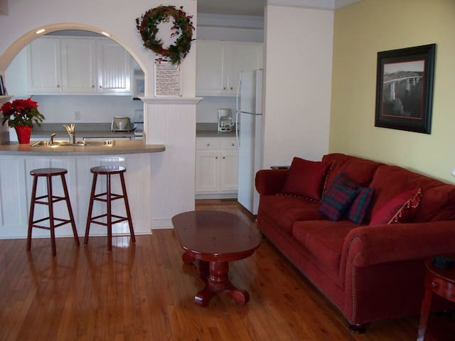 Chattanooga Suite, great space, great rates - Chattanooga - Apartment