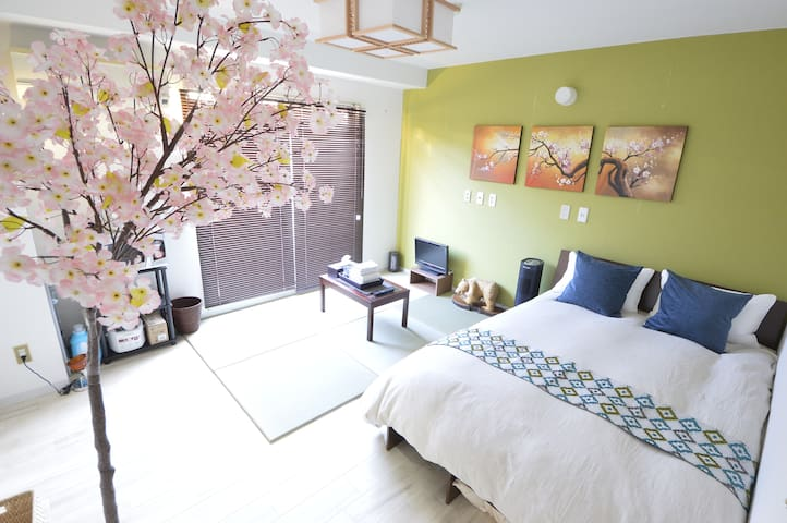 30%OFF NewOpen 桜 SAKURA Near Namba Station - Naniwa-ku, Ōsaka-shi - Apartment