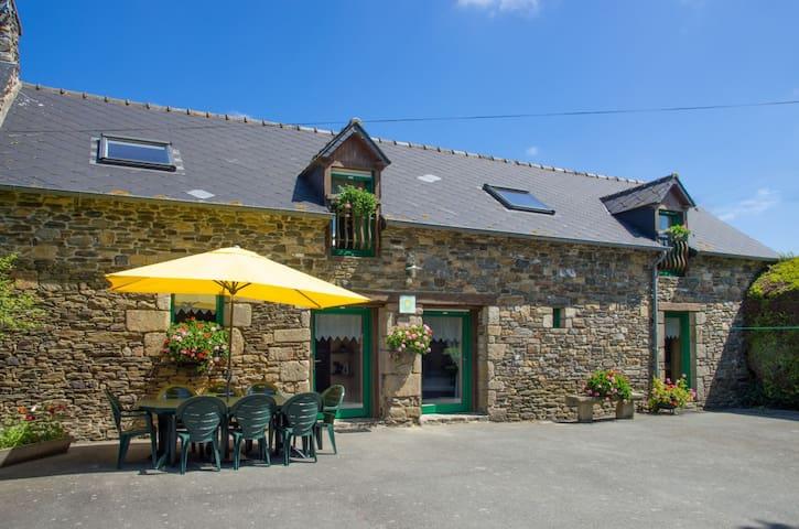 Gîte 8 personnes entre Lamballe et Plancoët - Saint-Denoual