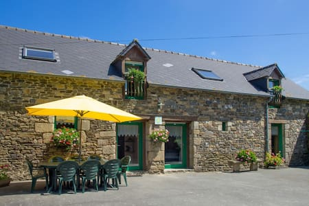 Gîte 8 personnes entre Lamballe et Plancoët - Saint-Denoual - Talo