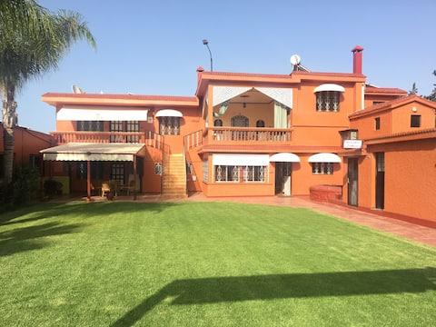 Habitación Lamia (Cottage Karima)
