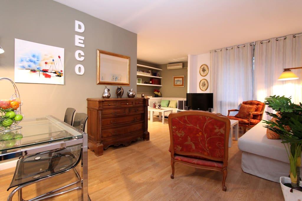 Apartamento tosca deco con piscina apartamentos en - Apartamentos alquiler madrid baratos ...