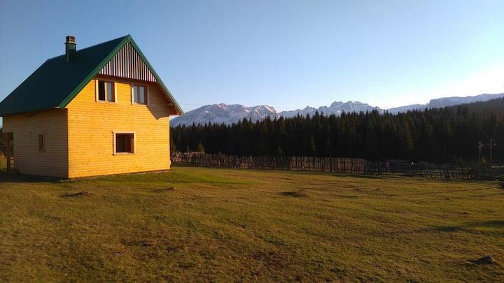 Eco house Podgora