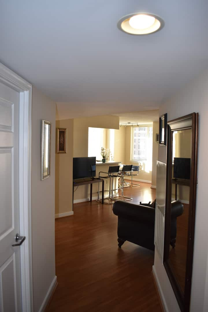 Fabulous Suite in Pentagon City -454