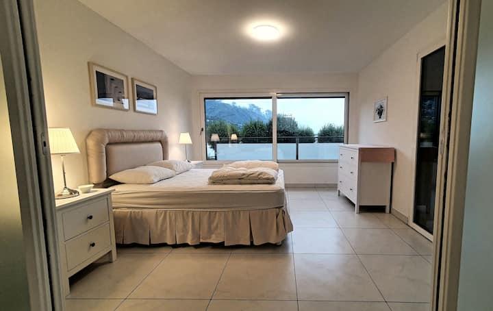 Deliziosa suite al Lago Maggiore Apt 106