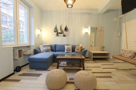 St Nicholas Central Designer Flat