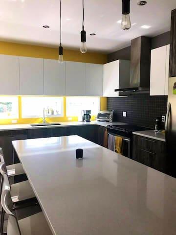 Chambre privée calme et propre| St-Léonard-d'Aston
