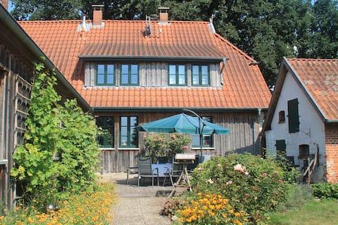 Bauernhof Feeling - Landhaus in idyllischer Lage