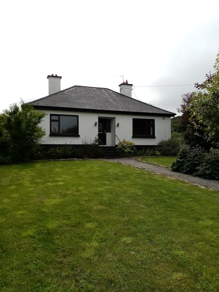 Tranquil location in the heart of the Burren.