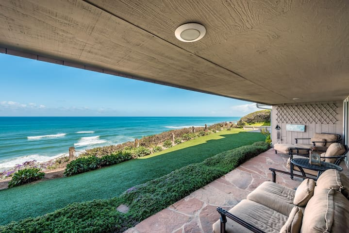 Its all about the view!  | Direct Beach Access