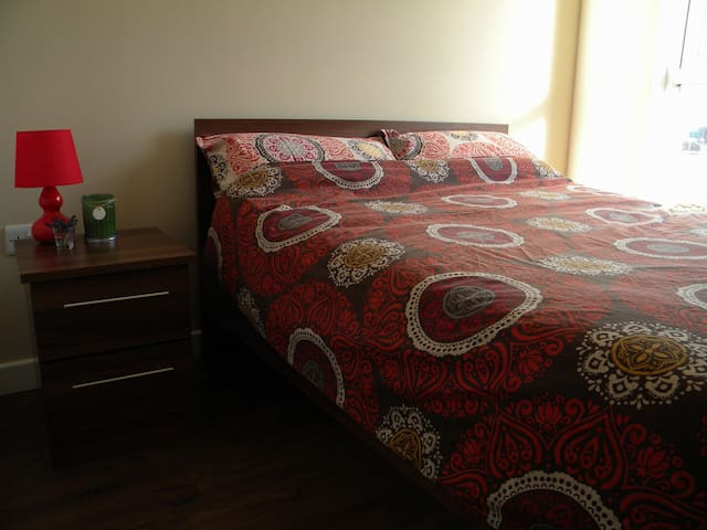 Cosy room close to city centre - 索爾福德(Salford) - 公寓