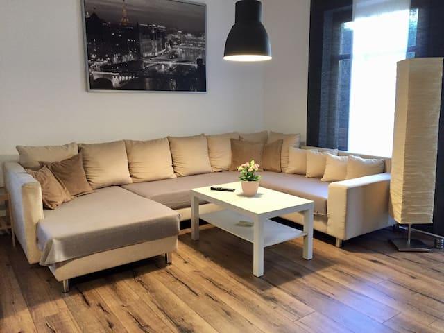 *** Moderne und zentrale EG-Wohnung mit Garten *** - Rosenheim