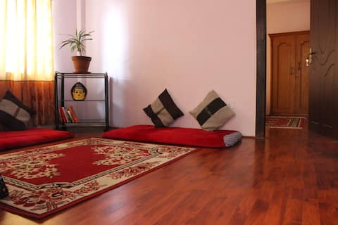 Home Away From Home (1BHK Apart (3 rooms))