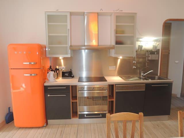 Appartement agréable et lumineux à Bruxelles