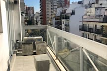 Bright & Cozy One Bedroom Apartment in Recoleta