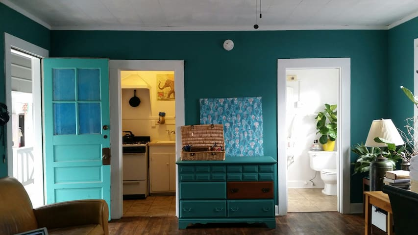 The greenhole - Austin - Apartamento