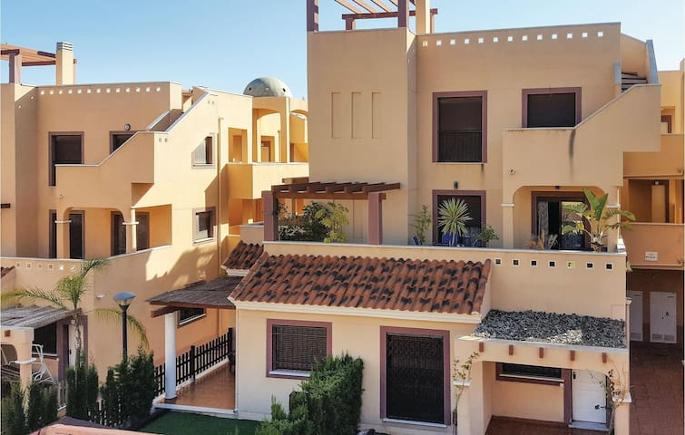 Holiday apartment with 2 bedrooms on 60m² in Águilas