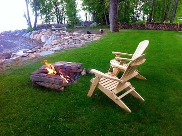 Beautiful Lake Champlain Home - Pets Welcome!