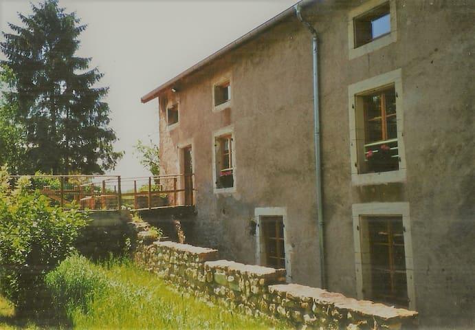 Le Moulin De La Thuile