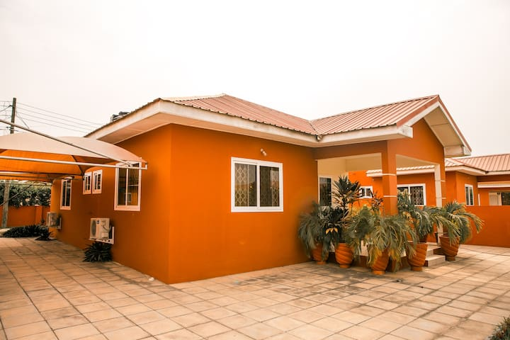 The Ultimate Ghanaian Getaway (Gated Community)