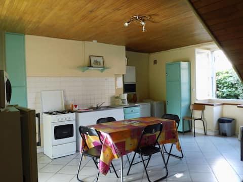 Maison paisible du 18èm en Périgord Vert