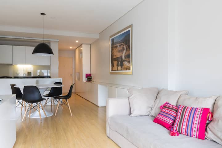 Lovely apartment in Palermo, 55 mt2