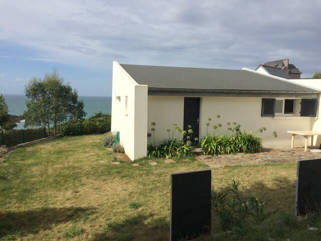 Maison pleine vue mer