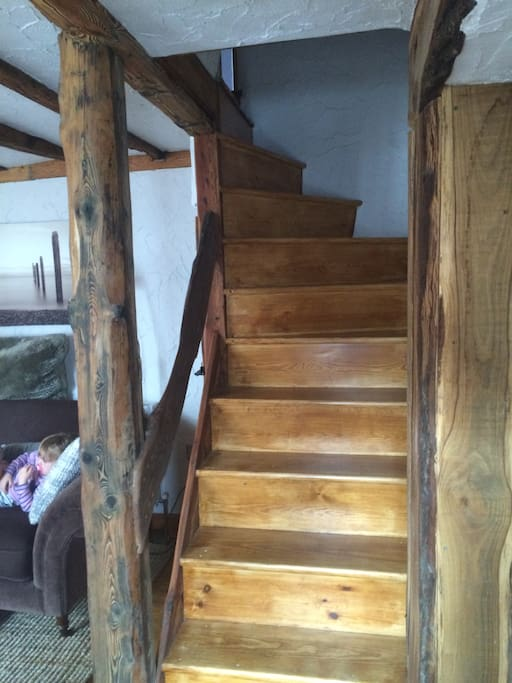 step back to the 1700's !