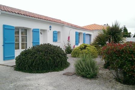 maison individuelle - Talmont-Saint-Hilaire - Haus