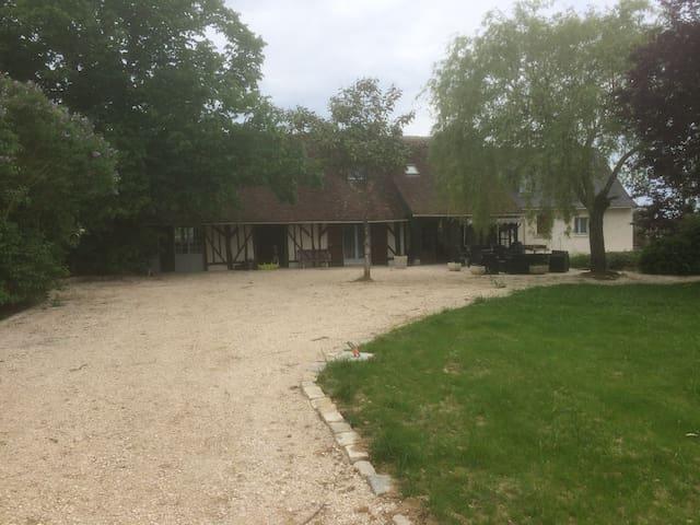 GITE DE CHARME DE LA TOURAINE - Morand - Haus