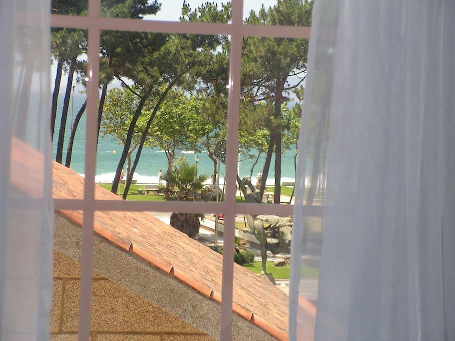 ventana de la habitación