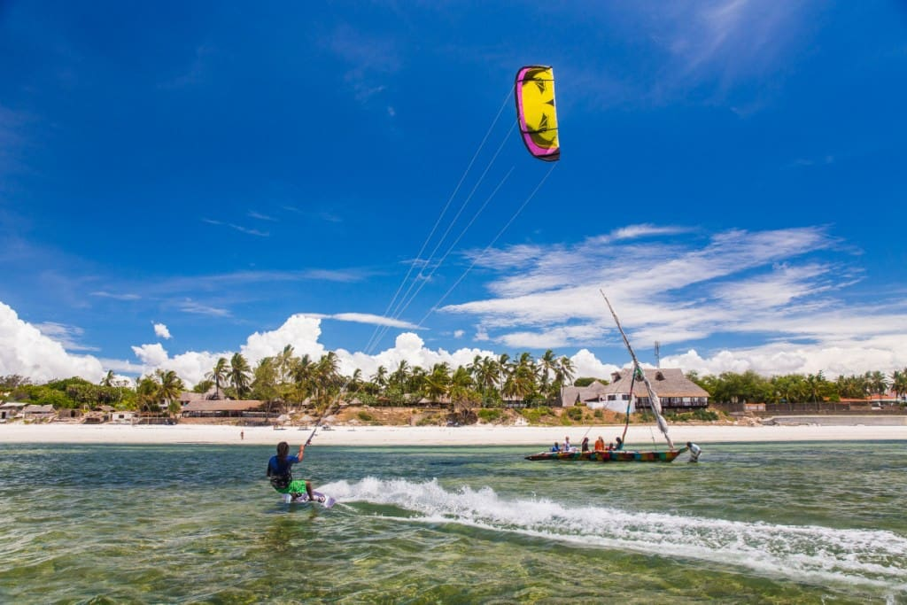 Watersports available at Resort.