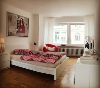 Beautiful cozy home in Schwabing - München