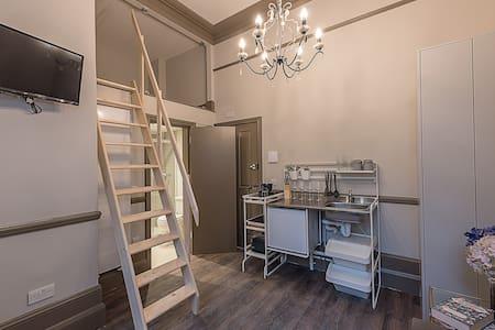 Kick-Ass  Kensington Apartment
