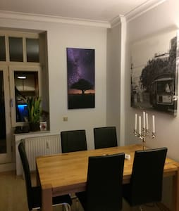 Hannover 70qm TOP-Lage/TOP-Wohnung - Hannover - Appartamento