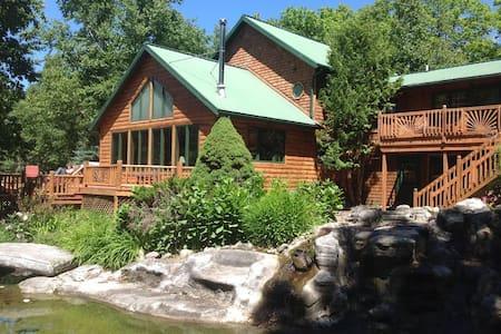 SUNSET VIEWS NEXT TO PARK & LAKE MICHIGAN ACCESS - Harbor Springs - House