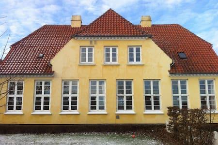 Lejlighed i Horreby gl. skole - Nykøbing Falster